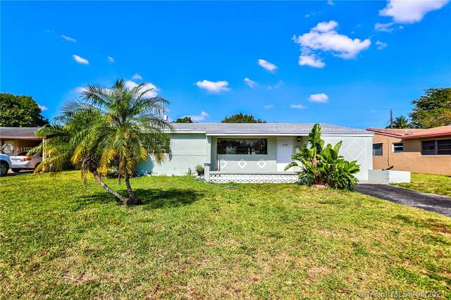 3130 SW 67th Ter, Miramar, FL 33023 (MLS #A11025921) :: Re/Max PowerPro Realty