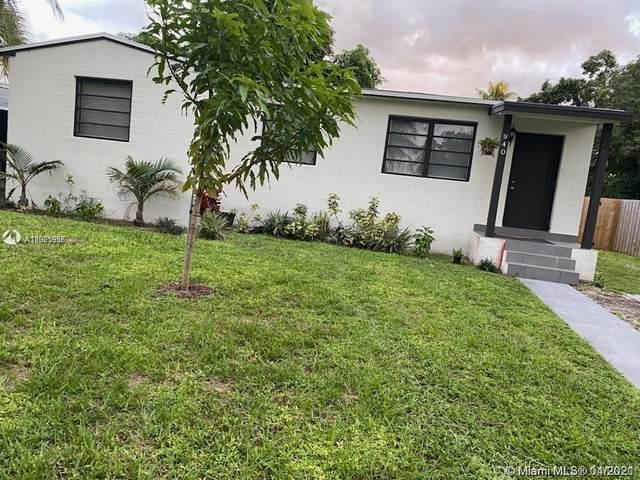 940 NE 155th St, North Miami Beach, FL 33162 (MLS #A11025956) :: Dalton Wade Real Estate Group