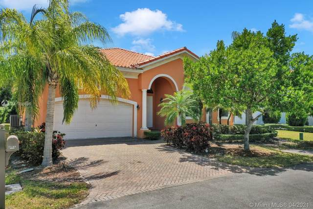 7666 SW 193rd Ln, Cutler Bay, FL 33157 (MLS #A11025969) :: The Riley Smith Group
