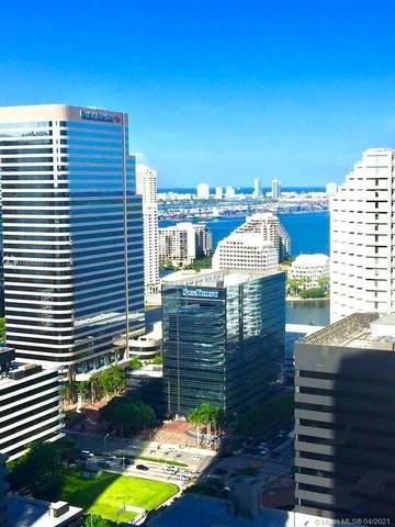 45 SW 9th St #3102, Miami, FL 33130 (MLS #A11026031) :: Berkshire Hathaway HomeServices EWM Realty