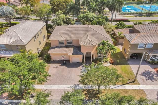 12870 SW 24th St, Miramar, FL 33027 (MLS #A11026079) :: ONE Sotheby's International Realty