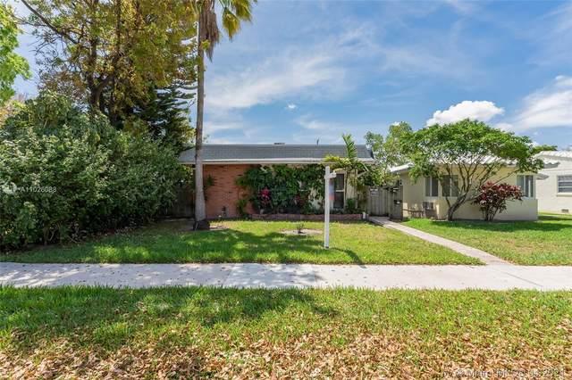 1708 Fletcher St, Hollywood, FL 33020 (MLS #A11026088) :: The Riley Smith Group