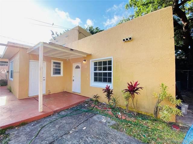 1278 NW 44th Street #1, Miami, FL 33142 (MLS #A11026099) :: Equity Advisor Team