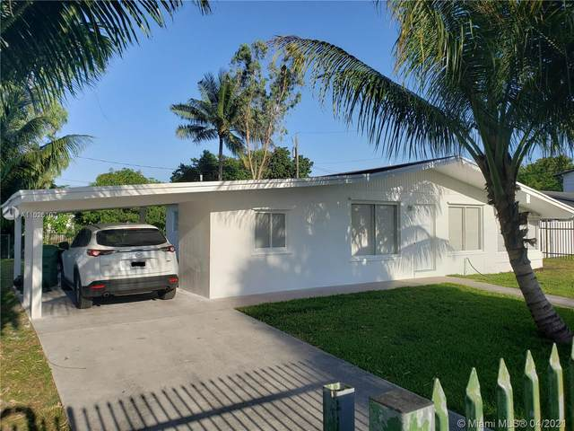 20421 NW 26th Ct, Miami Gardens, FL 33056 (MLS #A11026107) :: Equity Realty