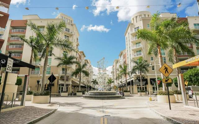 7280 SW 90th St #501, Miami, FL 33156 (MLS #A11026157) :: The Riley Smith Group