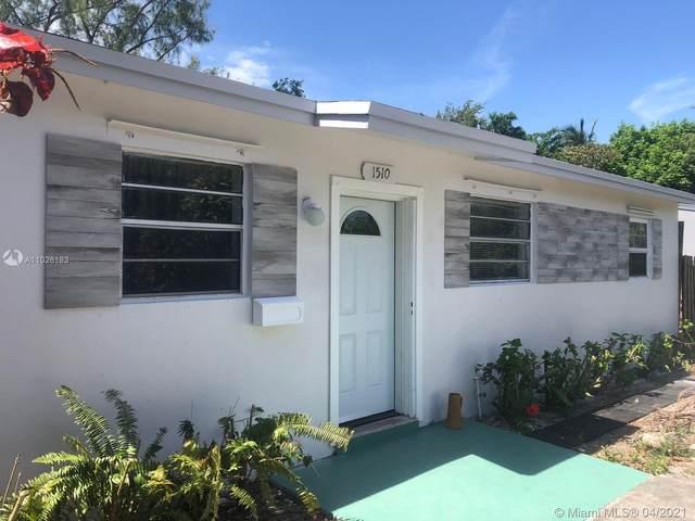 1510 NE 151st Ter, North Miami Beach, FL 33162 (MLS #A11026183) :: Lucido Global