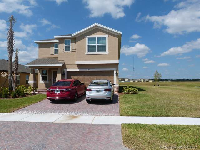 831 Bent Creek Dr, Fort Pierce, FL 34947 (MLS #A11026222) :: The Jack Coden Group