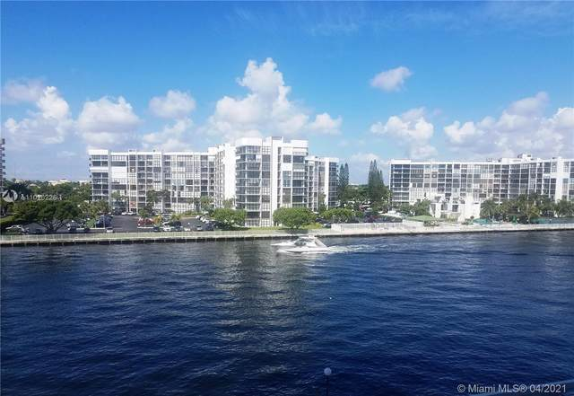 3000 S Ocean Dr #404, Hollywood, FL 33019 (MLS #A11026226) :: The Riley Smith Group