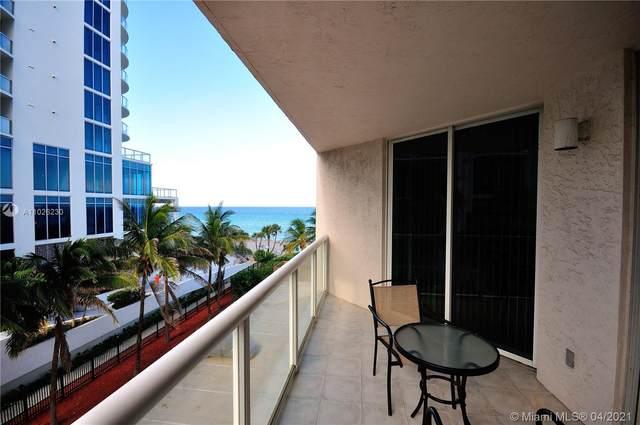 17275 Collins Ave #409, Sunny Isles Beach, FL 33160 (MLS #A11026230) :: Equity Advisor Team