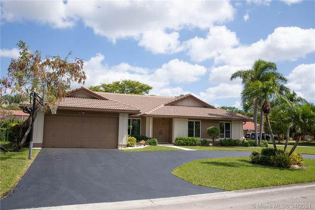 225 NW 118th Ter, Coral Springs, FL 33071 (MLS #A11026239) :: The Teri Arbogast Team at Keller Williams Partners SW
