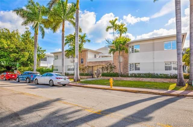 1605 Lenox Ave 1605-7, Miami Beach, FL 33139 (MLS #A11026245) :: GK Realty Group LLC
