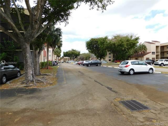 3410 Foxcroft Rd #305, Miramar, FL 33025 (MLS #A11026252) :: KBiscayne Realty