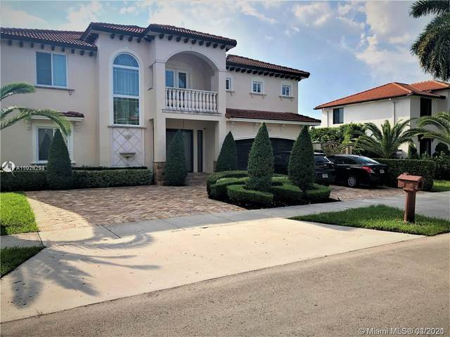 16234 NW 86th Ct, Miami Lakes, FL 33016 (MLS #A11026293) :: Lucido Global