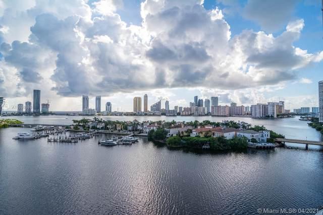 7000 Island Blvd #1005, Aventura, FL 33160 (MLS #A11026339) :: Green Realty Properties