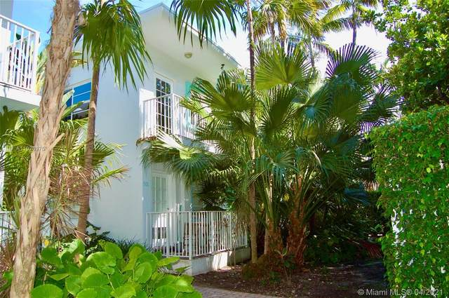 901 Meridian Ave #201, Miami Beach, FL 33139 (MLS #A11026375) :: The Riley Smith Group