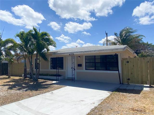 4771 N Andrews Ave, Oakland Park, FL 33309 (MLS #A11026389) :: The Riley Smith Group