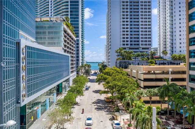 1395 Brickell Ave #3405, Miami, FL 33131 (MLS #A11026405) :: The Teri Arbogast Team at Keller Williams Partners SW
