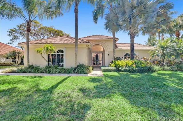 2898 Medinah, Weston, FL 33332 (MLS #A11026473) :: The Teri Arbogast Team at Keller Williams Partners SW