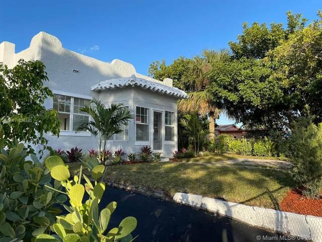 909 29th St, West Palm Beach, FL 33407 (MLS #A11026480) :: Team Citron
