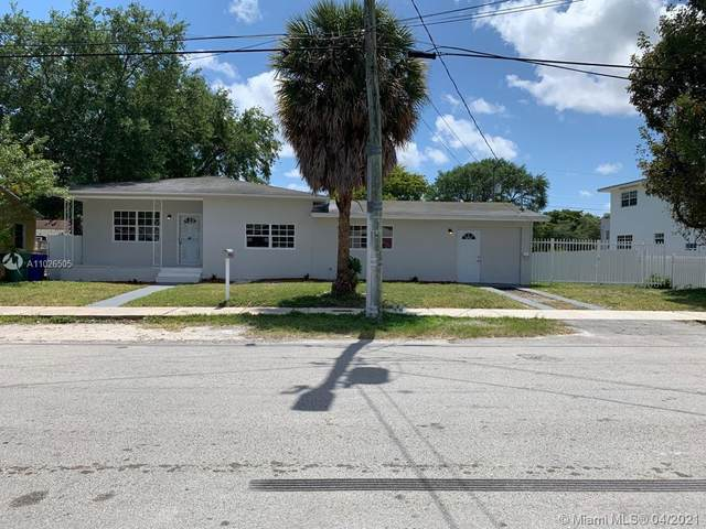 1144 NW 63rd St, Miami, FL 33150 (#A11026505) :: Posh Properties