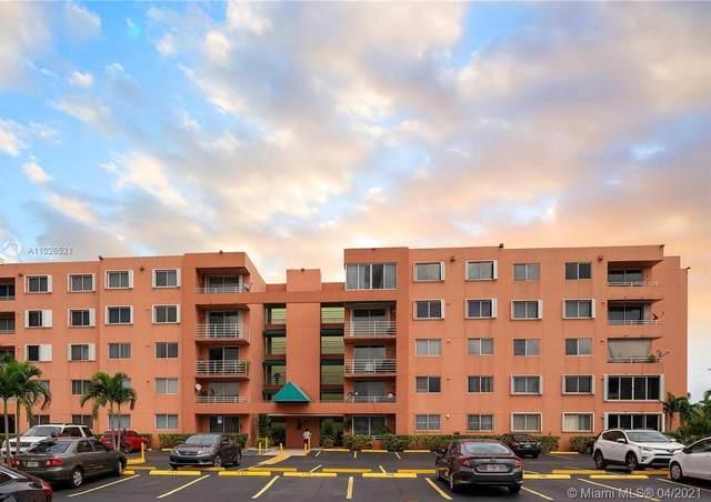 11755 SW 18th St #401, Miami, FL 33175 (MLS #A11026521) :: Compass FL LLC