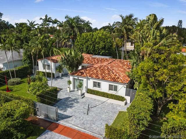 4490 Nautilus Dr, Miami Beach, FL 33140 (MLS #A11026525) :: Miami Villa Group