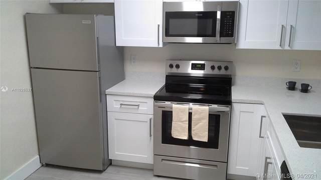 7175 Orange Dr 307H, Davie, FL 33314 (MLS #A11026537) :: Green Realty Properties