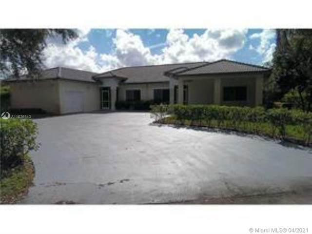 8798 NW 35th St, Coral Springs, FL 33065 (MLS #A11026543) :: The Teri Arbogast Team at Keller Williams Partners SW