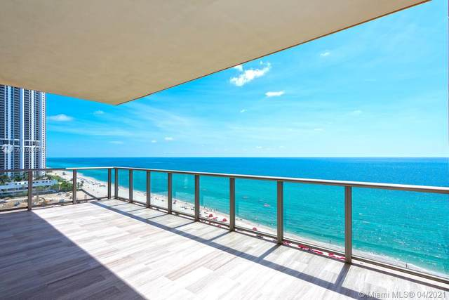 17749 Collins Ave #1101, Sunny Isles Beach, FL 33160 (MLS #A11026549) :: Castelli Real Estate Services