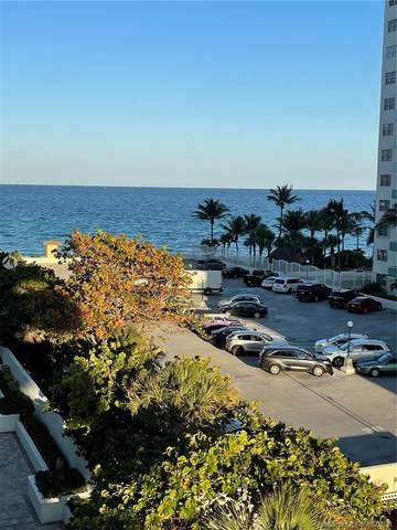 3725 S Ocean Dr #520, Hollywood, FL 33019 (MLS #A11026575) :: Berkshire Hathaway HomeServices EWM Realty