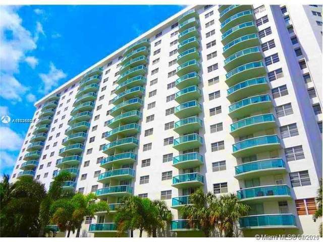 19380 Collins Ave #1216, Sunny Isles Beach, FL 33160 (MLS #A11026601) :: The Riley Smith Group