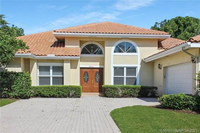 4064 SW Gleneagle Cir, Palm City, FL 34990 (MLS #A11026610) :: Berkshire Hathaway HomeServices EWM Realty