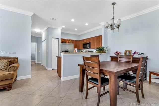13210 SW 42nd St #15203, Miramar, FL 33027 (MLS #A11026635) :: Green Realty Properties