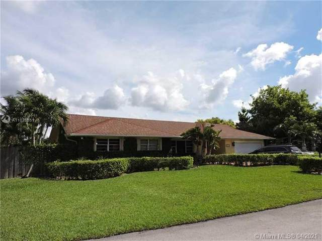 16281 SW 286th St, Homestead, FL 33033 (MLS #A11026651) :: Green Realty Properties