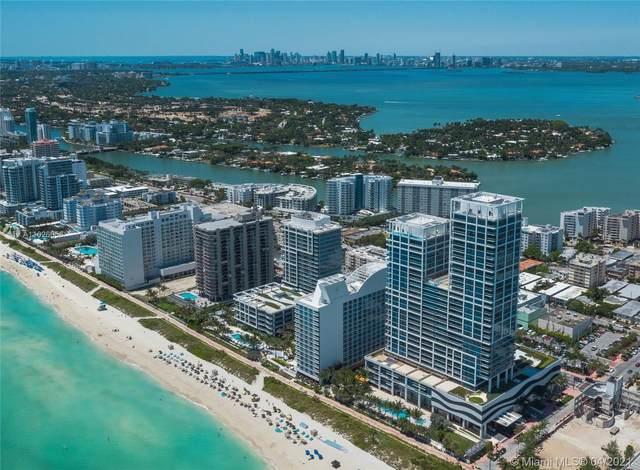 6801 Collins Ave Lph09, Miami Beach, FL 33141 (#A11026658) :: Dalton Wade