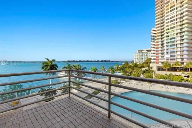 1541 Brickell Ave C607, Miami, FL 33129 (MLS #A11026688) :: Compass FL LLC