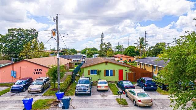 5922 Pierce St, Hollywood, FL 33021 (MLS #A11026726) :: Green Realty Properties