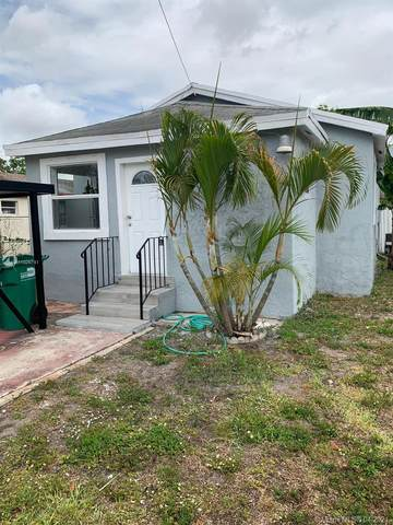 2901 NW 96th St, Miami, FL 33147 (MLS #A11026741) :: Dalton Wade Real Estate Group