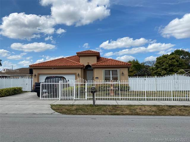 4450 NW 156th St, Miami Gardens, FL 33054 (MLS #A11026758) :: The Teri Arbogast Team at Keller Williams Partners SW