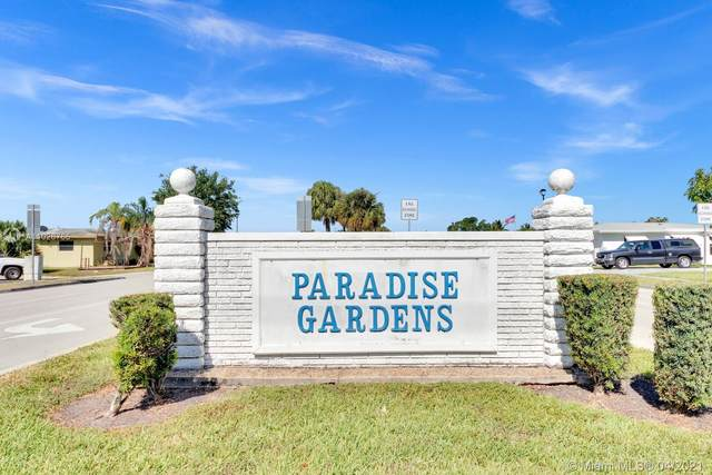 940 NW 69th Ave, Margate, FL 33063 (MLS #A11026765) :: Prestige Realty Group