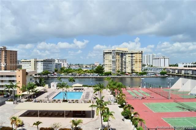 1865 S Ocean Dr 6L, Hallandale Beach, FL 33009 (MLS #A11026768) :: Berkshire Hathaway HomeServices EWM Realty