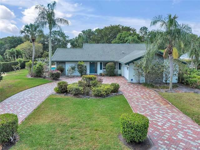 4526 Saint Andrews Dr, Boynton Beach, FL 33436 (MLS #A11026796) :: Berkshire Hathaway HomeServices EWM Realty