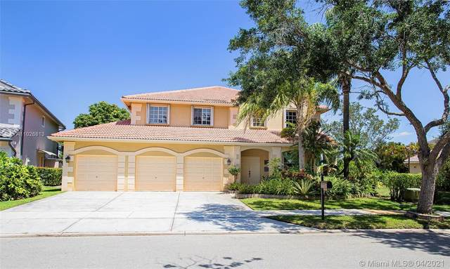 969 Crestview Cir, Weston, FL 33327 (MLS #A11026813) :: Green Realty Properties