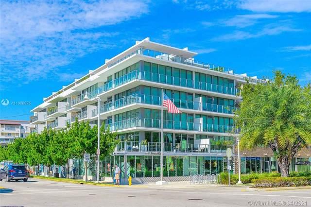 1201 20th St #208, Miami Beach, FL 33139 (MLS #A11026925) :: Jose Laya
