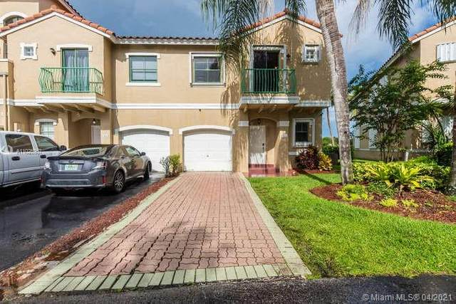 1417 NW 126th Way, Sunrise, FL 33323 (MLS #A11026957) :: Search Broward Real Estate Team
