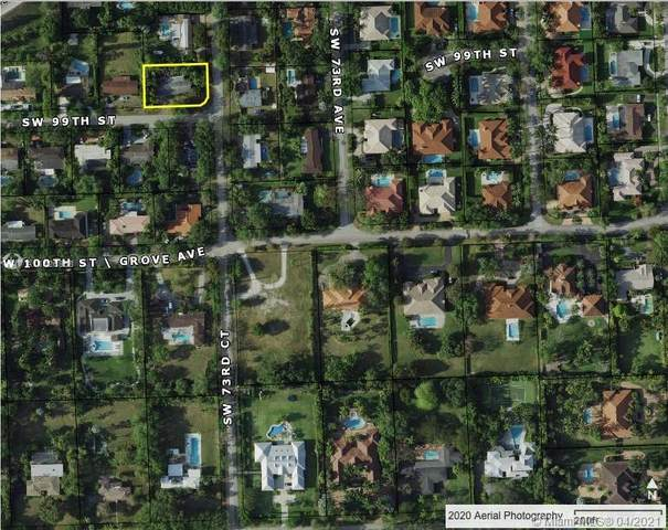 7375 SW 99th St, Pinecrest, FL 33156 (MLS #A11026958) :: Carole Smith Real Estate Team