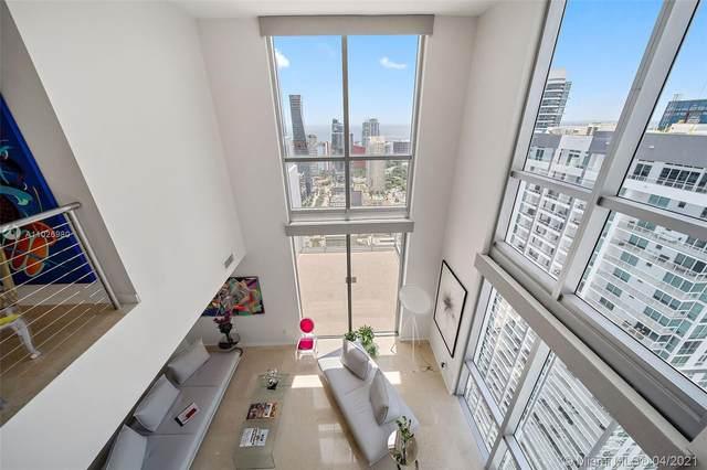 1060 Brickell Ave #4507, Miami, FL 33131 (MLS #A11026980) :: Castelli Real Estate Services