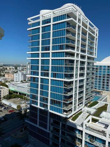 6767 Collins Ave #1707, Miami Beach, FL 33141 (MLS #A11027010) :: The Riley Smith Group