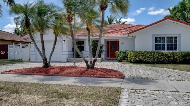 15600 SW 145th Ct, Miami, FL 33177 (MLS #A11027051) :: The Teri Arbogast Team at Keller Williams Partners SW