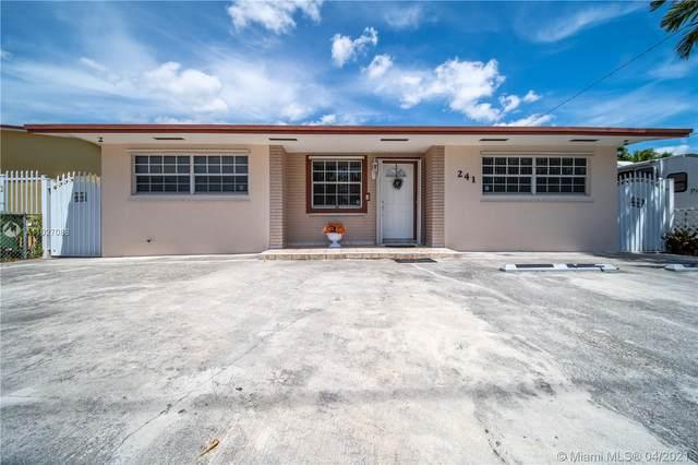 241 E 13th St, Hialeah, FL 33010 (#A11027088) :: Posh Properties